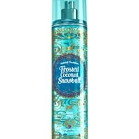 Fine Fragrance Mist Frosted Coconut Snowball