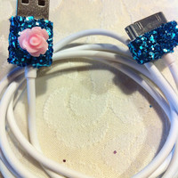 iPhone Charger (customized USB cord only)