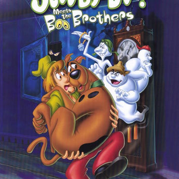 Scooby-Doo Meets the Boo Brothers 11x17 Movie Poster (1987)