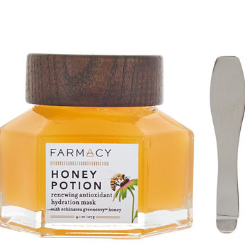 Farmacy Honey Potion Warming Face Mask — QVC.com