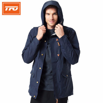 TFO Men Hiking Jacket Man Winter Hunting Clothes Man Sports Softshell Coats Outdoor Rain Jacket Waterproof Windproof 662521