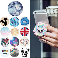 Fashion Air Sac phone holder Expanding Stand Grip Socket Mount for iPhone 7 Tablet mobile holder Desk For Xiaomi Pop