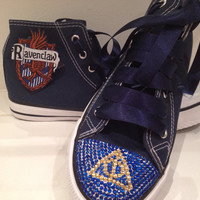 Ravenclaw House Harry Potter Shoes