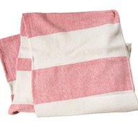 Hand-woven Spa Towel Cotton Throw