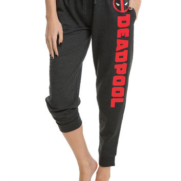 Marvel Deadpool Girls Joggers