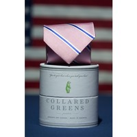 The James Tie in Pink by Collared Greens