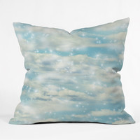 Lisa Argyropoulos Dream Big Outdoor Throw Pillow