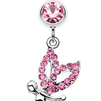 Fairy Dazzle Belly Button Ring