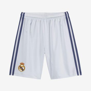 Real Madrid 2016-17 Youth Home Shorts