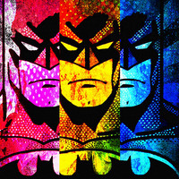 Batman pop art