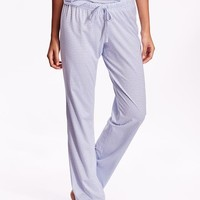 Old Navy Womens Printed Lounge Pants