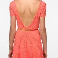UrbanOutfitters.com > Staring at Stars Crochet Circle Dress