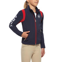 Youth Ariat Softshell Jacket