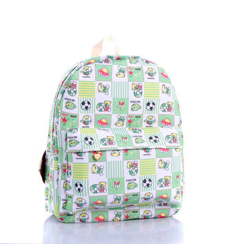 Football Print Animal Backpack = 4887866628