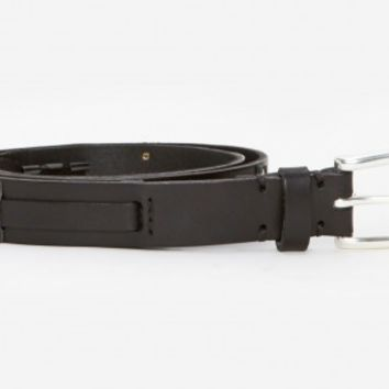 IRO Vanely Belt in Black