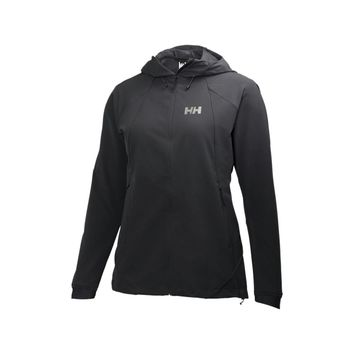 Helly Hansen Paramount Accellerato Hooded Softshell Jacket - Women's Ebony,