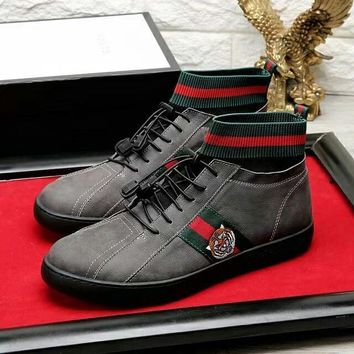 Gucci Fashion Casual Sneakers Sport Shoes-50