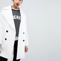 ASOS Cocoon Coat at asos.com
