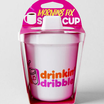 Drinkin Dribble Sippy Cup