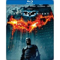 The Dark Knight (Blu-ray Disc) (Steel Book) 2008