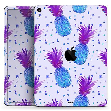 "Disco Pineapple - Full Body Skin Decal for the Apple iPad Pro 12.9"", 11"", 10.5"", 9.7"", Air or Mini (All Models Available)"