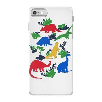 dinosaurs iPhone 7 Case