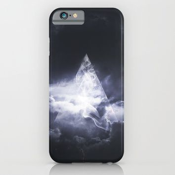 Girl Giza iPhone & iPod Case by HappyMelvin
