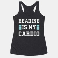 Reading Is My Cardio