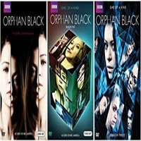 Orphan Black : Complete Seasons 1 - 3 Collection (9-Disc, DVD, 2015) - Walmart.com