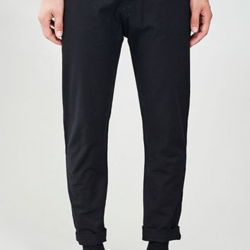 EDO PANT BLACK - Bottoms