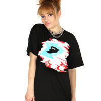 WARPED KEEP WATCH TEE