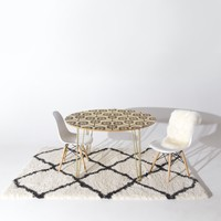 Holli Zollinger Thistle Round Table