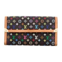 Multicolore Porte Tresor International Wallet