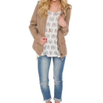 Mally Distressed Jeans