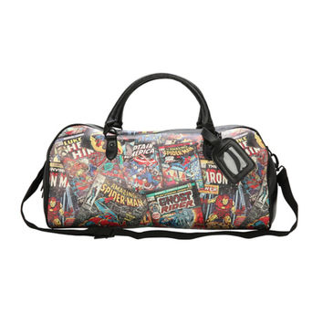 Marvel Comics Collage Weekender Bag