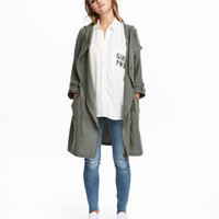 H&M Hooded Parka $49.99