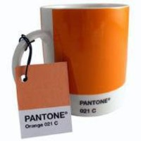 PANTONE MUG SET OF 10 - Original Primary Colors