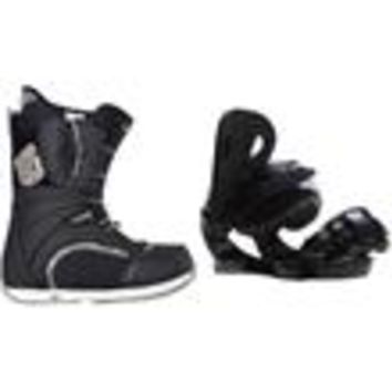 Burton Bootique Boots w/ Roxy Classic Bindings