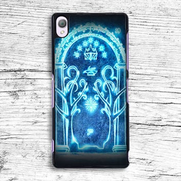 The Lord of The Rings Moria Gate Sony Xperia Case, iPhone 4s 5s 5c 6s Plus Cases, iPod Touch 4 5 6 case, samsung case, HTC case, LG case, Nexus case, iPad cases