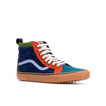 Color Block Sneakers by Vans