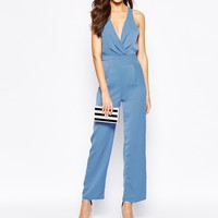 Y.A.S Tall Drape Back Jumpsuit