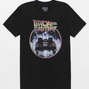 Back To The Future T-Shirt at PacSun.com