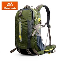 Male Roads Camping and Hiking Backpack | 40L / 50L