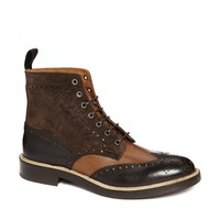 River Island Holloway Road Brogue Boots