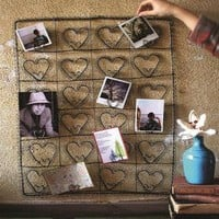 Wire Photo Card Holder - Picture Frames -  Wall Decor -  Home Decor | HomeDecorators.com