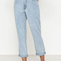 PacSun Megan Blue Mom Jeans at PacSun.com