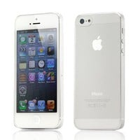 Generic MC0076 Cell Phone Case for iPhone 5/5s - Non-Retail Packaging - Clear