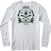 Conqueror Long Sleeve T-Shirt | RVCA