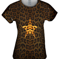 Star Leopard Animal Skin