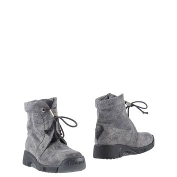 Bumper Ankle Boots